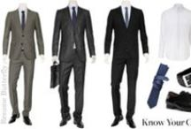 What to wear: Men