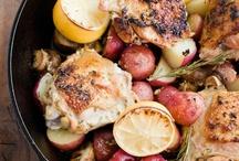 Favorite Recipes / by Miranda Cash