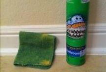 How to CLEAN IT... / Cleaning / by REGINA BIRD WASSER