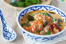 Food / What to eat in Southeast Asia, including some blog links that cover the world of cooking and food in the region.