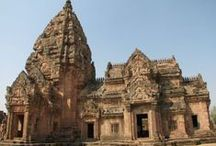 Historic Sites / Views from ancient and historical sites in Southeast Asia