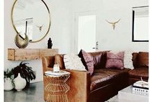 Interiors / by Claire Worth MacDonald
