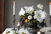 Table settings / by Pernille Hoffmann