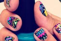 Nails!  / by Sarah Schartel