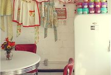 Home| Kitchen / by Sarah Belle