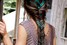 Beautiful Hair| Plaits & Updo's / by Sarah Belle