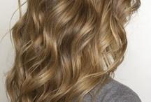 Beautiful Hair| Waves & Curls / by Sarah Belle