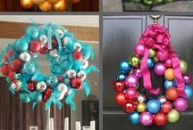 Christmas ideas / Christmas decorations, treats, and fun. / by Margot Hamm