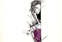 Fashion Illustrations / by Daniela Severin