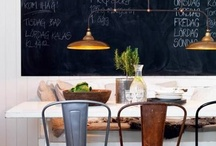 Dining room / by Pernille Hoffmann