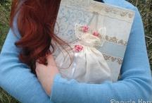 My work - Livros de encantamentos / Livros e cadernos para sonhar!