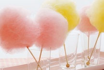 Sweet Party Ideas / Get togethers, wine tasting, dinner parties - fun, cheap and pretty ideas to make your entertaining a little bit sweeter