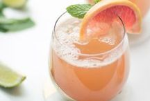 Alcoholic Drinks / Specialty drinks for those 21+!