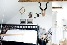 Kids Rooms / by Claire Worth MacDonald