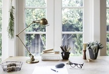 Creative workspace / by Pernille Hoffmann