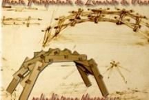 Puente autoportante Leonardo