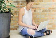 Blogging / All things blogging, social media, and branding