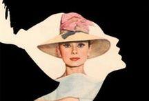 ♥ A. Hepburn ♥ / by Mirella Perroni
