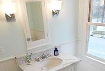 Bathroom  / Bathroom ideas  / by Margot Hamm