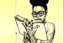 Let's Read / Books, books and more books / by Stilljust Keisha