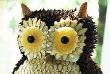 OWLS / by REGINA BIRD WASSER