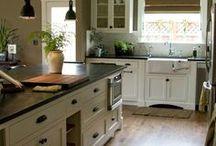Kitchen / Kitchen layouts and decor / by Margot Hamm