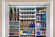 Pantry / Food pantry / by Margot Hamm