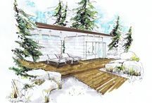 Renderings / by Claire Worth MacDonald