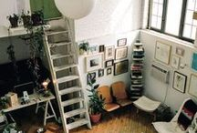 Style Story : Eclectic Living / Eclectic Homes #Decor