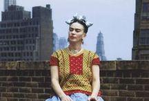 ♥ F. Kahlo ♥ / by Mirella Perroni