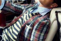 Style File   Menswear / Menswear and Menswear inspired fashion.
