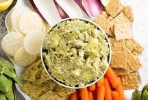 Snack Recipes / Healthy snack recipes - granola, energy balls, energy bars, trail mixes, mug cakes, and more