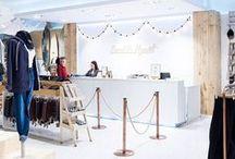 Tiendas / Proyectos de interiorismo para clientes como DoubleAgent, Shana, Mr Wonderful... Podéis encontrar más información en www.reformadetiendas.com