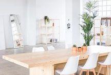 Reformas de espacios / Proyectos de interiorismo para pisos y oficinas. Encontraréis más incormación en www.reformadetiendas.com/