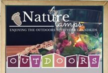 Gardening & Outdoors Adventures / Fun outdoors and in the garden .. activities for you, your family and kids