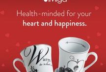 Health-Minded for Heart and Happiness / Inspiring ways we can live a more mindful, healthy life