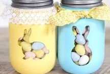 Manualidades Pascua //  Easter crafts