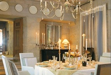Dining spaces / by Lisa Shorter
