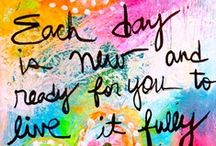 Quotes / by Emily Irwin