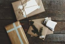 Gift Wrapping / by Carolina Girl Cooks