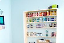 Storage and Organization / Organization and storage ideas for kids room toys, clothes and home