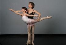 Dance and Musical Theatre / People and pictures that inspire my work
