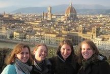 Mountains Beyond Mountains / Mount students journey abroad