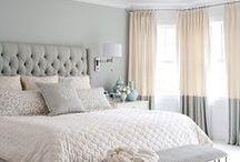 Home Dec: Bedrooms / by Jennifer Dougherty