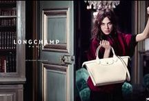 Longchamp Campaigns / Pictures and movies from Longchamp campaigns / by Longchamp