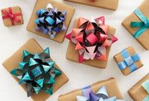 Celebrate! / Pertaining to gift wrapping/party throwing. / by Amythest Schaber