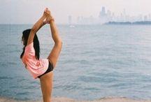 Yoga / by Emily Irwin