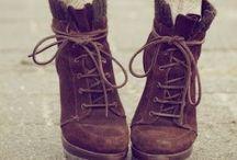 Shoes / by Corrine Gretzmacher