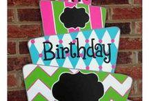 Holiday: Birthday / by Jennifer Dougherty