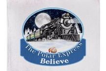 The Polar Express Gifts / The Polar Express is one of the best Christmas movies of all time. The animation and music is superb, and I do believe that is exactly what the North Pole is like. Santa, the Reindeer, the bells, the elves, the city, it is all just amazing. And, the bell still rings for me, it always will. :)   http://www.cafepress.com/profile/thetshirtpainter